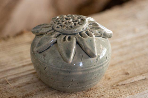 kleine urn, Belvon collectie