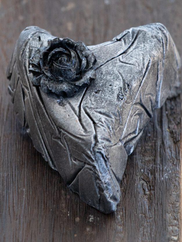 mini urn gebroken hart